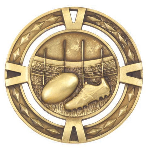 Aussie Rules Victory Medal