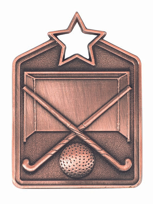 Hockey Shield Medal