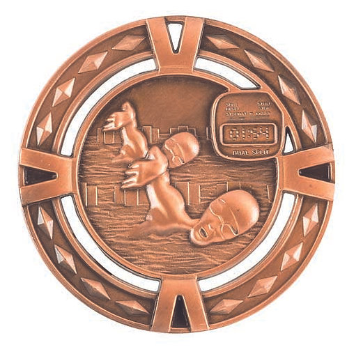 Victory Swimming Medal