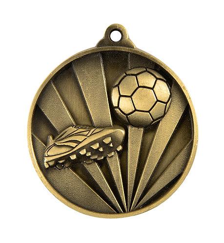 Soccer Rise Medal