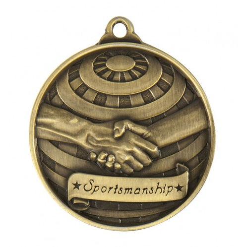 Sportsmanship Medal
