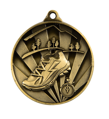 Cross Country Rise Medal