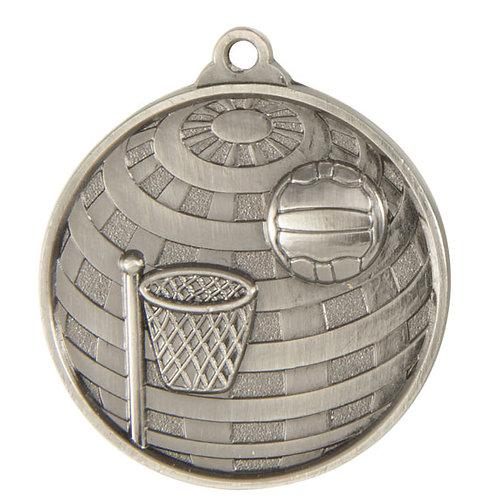 Netball Globe Medal