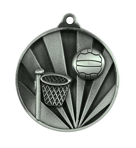 Netball Rise Medal