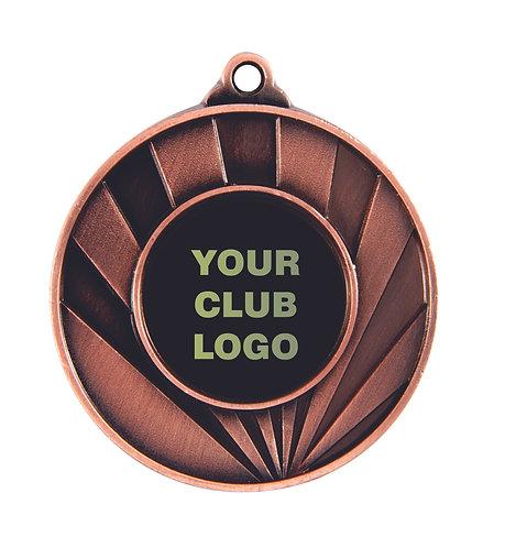 Rise Generic Logo Medal