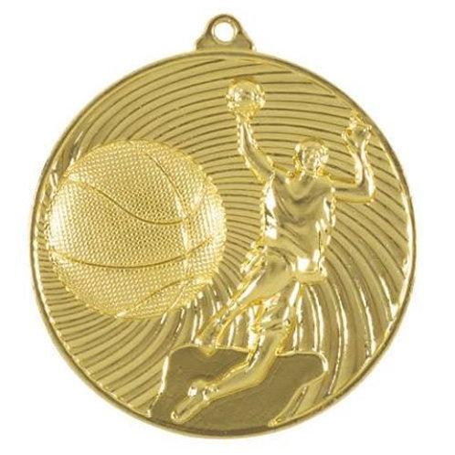 10 x Basketball Medals