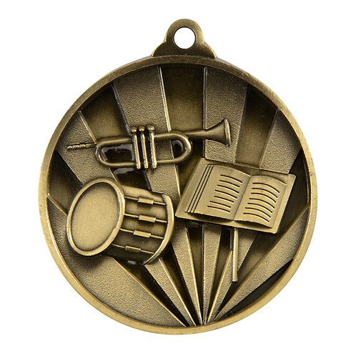 Band Rise Medal