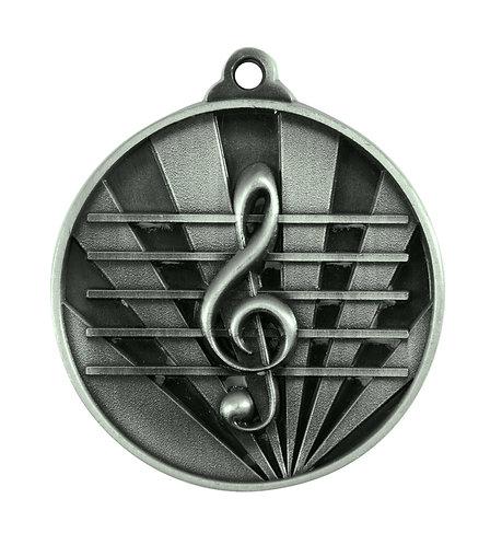 Music Rise Medal