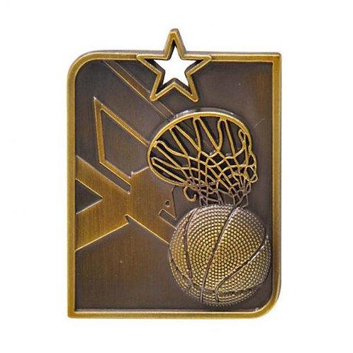 Basketball Medal