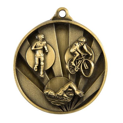 Tri Rise Medal
