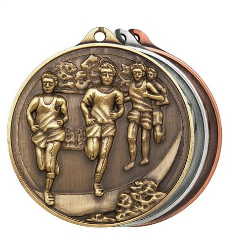 Cross Country Medal