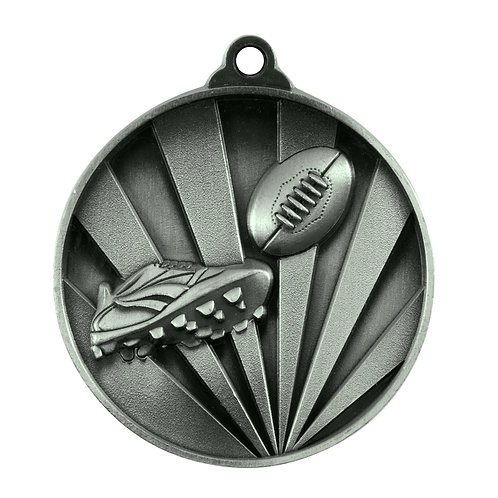 Aussie Rules Rise Medal