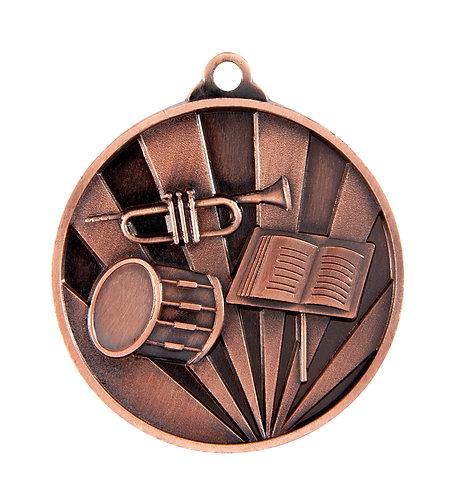Band Rise Medal
