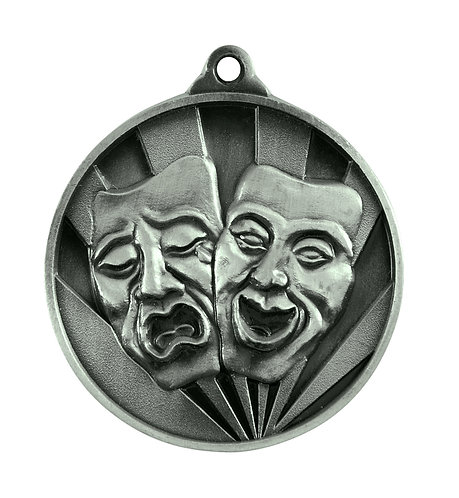 Drama Rise Medal