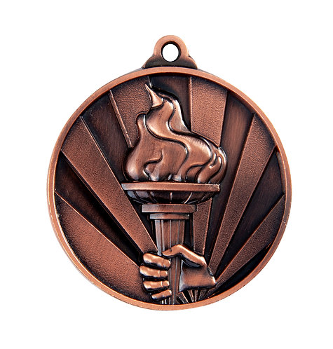 Torch Rise Medal