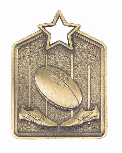 Aussie Rules Shield Medal