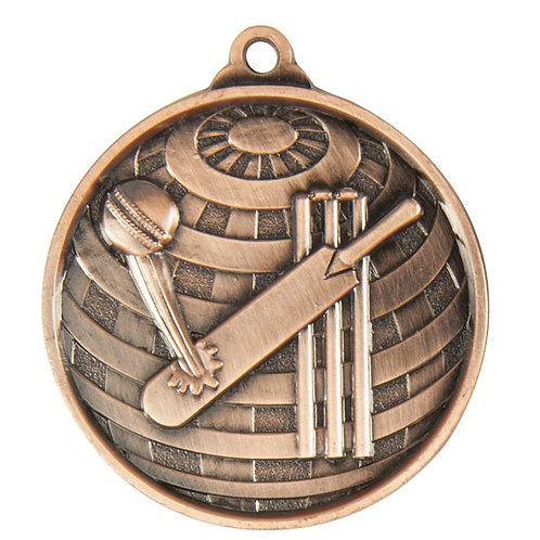 Cricket Globe Medal