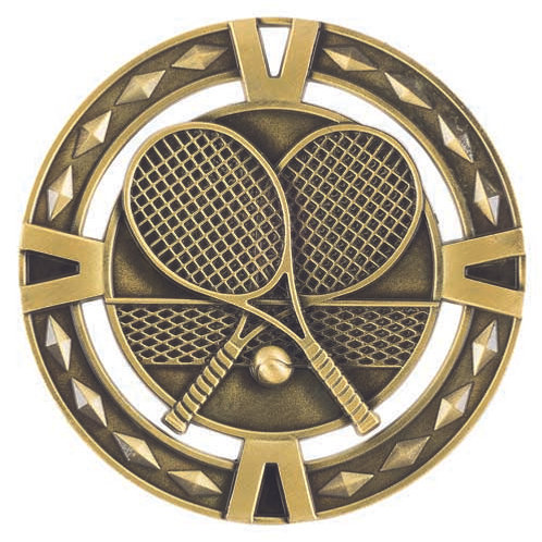 Tennis Victory Medal