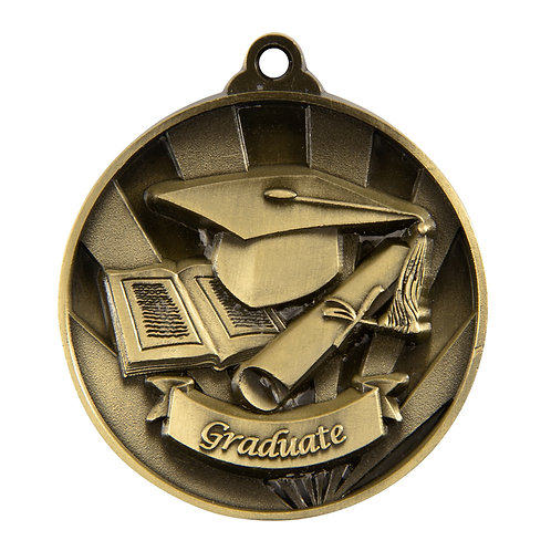 Graduate Rise Medal