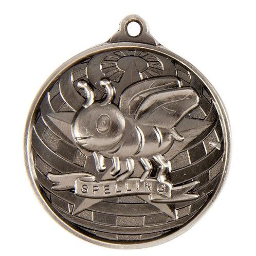 Spelling Globe Medal