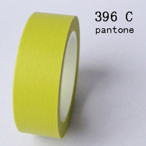 Solo Uni - Pantone 396 C vert lime