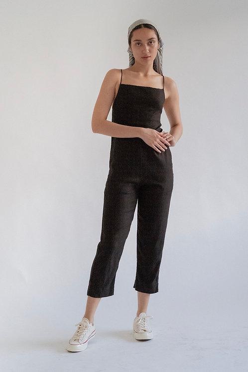 Presko Jumpsuit Black (pre-order)