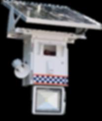 Solar Camera CCTV System, Solar CCTV, Fully Monitored