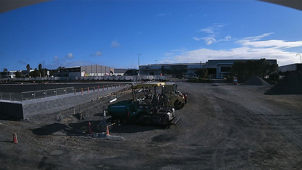 Spectur Solar Camera Captures HD Timelapse of Daycare Construction in Auckland - Timelapse video by Crosbies Security