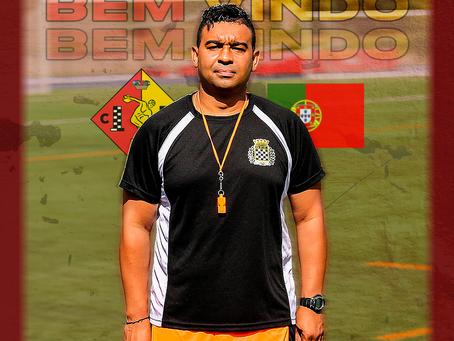 Bem-vindo à equipa, Fábio Ivan Barros!