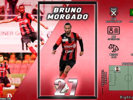 Bruno Morgado - Highlights Video (2020/2021 Season - Coming Soon)