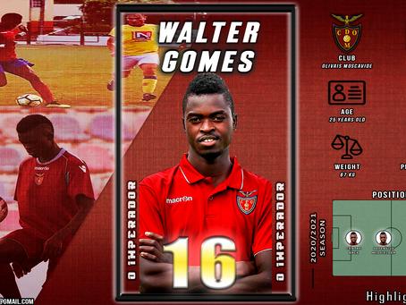 Walter Gomes - Highlights Video (2020/2021 Season - Coming Soon)