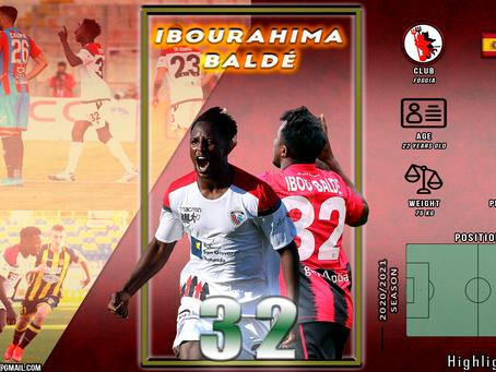 Ibourahima Baldé - Highlights Video (2020/2021 Season - Coming Soon)