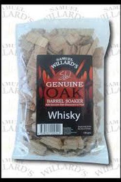 Samuel Willard's Whisky Soakers 100g