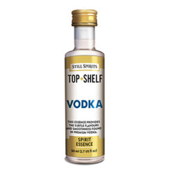 Still spirits Top Shelf - Vodka