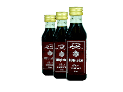 Samuel Willards - Premium Highlanders Whiskey 50ml