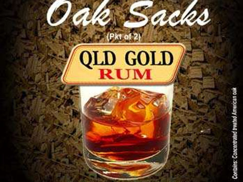 Oz Brew - Oak Sack QLD Gold Rum