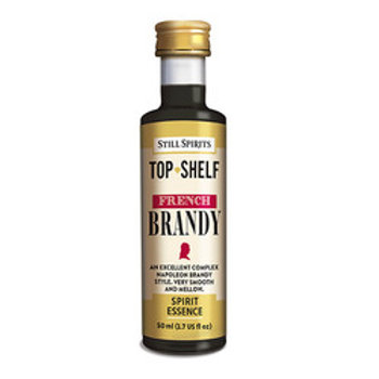 Still spirits Top Shelf - French Brandy