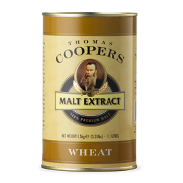 Coopers Wheat malt extract