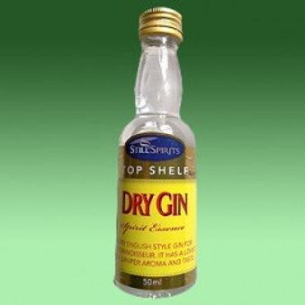 Still spirits Top Shelf - English Gin