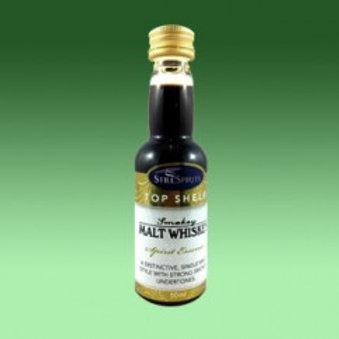 Still spirits Top Shelf - Smokey Malt Whiskey