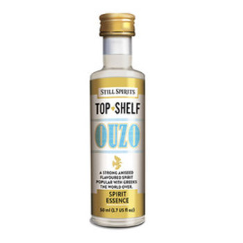 Still spirits Top Shelf - Ouzo