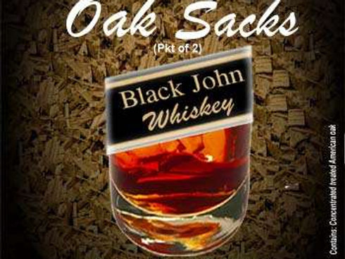 Oz Brew - Oak Sack Black John Whiskey