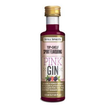 Still spirits Top Shelf - Pink Gin