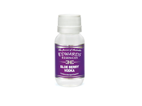 Edwards Essence - Sloe Berry Vodka 50ml