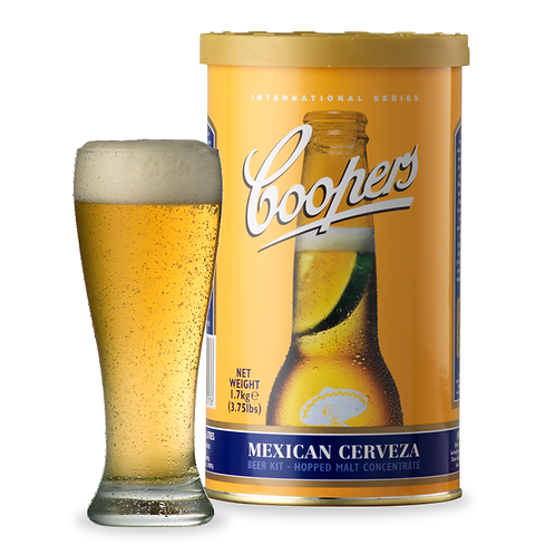 International Coopers - Mexican Cevreza