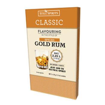 Still spirits Classic Spiced Gold Rum