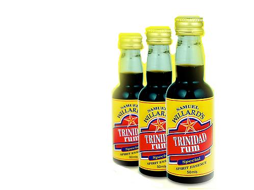Samual willards Gold star Trinidad Rum