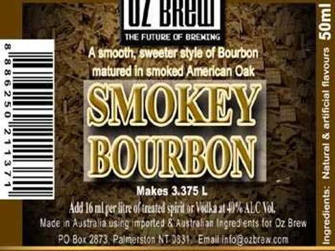 Oz Brew - Premium Smokey Bourbon 50ml