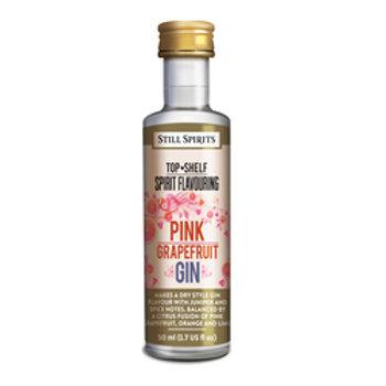 Still spirits Top Shelf - Pink grapefruit Gin