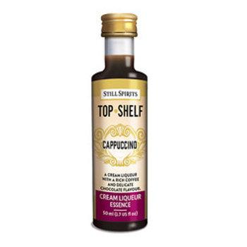 Top Shelf Cappuccino Cream